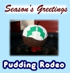 Hire Christmas Pudding Rodeo